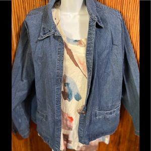Simply Vera Two piece shirt set